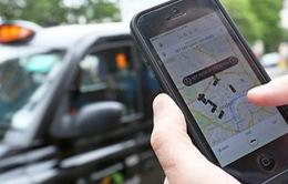 Kinh doanh vận tải taxi qua dịch vụ Uber là phạm luật