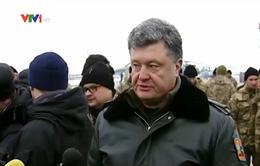 Ukraine: Kế hoạch đàm phán cho thỏa thuận ngừng bắn