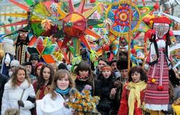Người Ukraine mong ước hòa bình trong năm mới