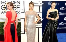 Ngắm những sao nữ quyến rũ nhất trên thảm đỏ năm 2014