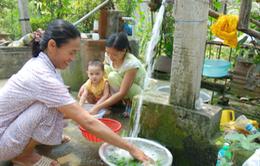 16.000 hộ gia đình sống ở vùng bị nhiễm mặn được cung cấp nước sạch