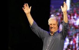 Bầu cử Tổng thống Uruguay: Liên minh cánh tả giành chiến thắng