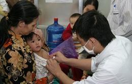 Đăk Lăk mở đầu chiến dịch tiêm chủng vaccine sởi, rubella