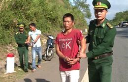 Quảng Trị: Bắt quả tang 4 đối tượng đang giao dịch 1000 viên ma túy