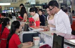 Giá vé bay Hà Nội - TP.HCM giảm 700.000 đồng/lượt