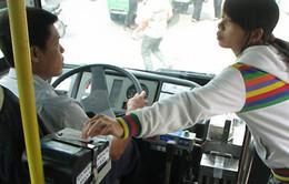Hà Nội: Triển khai thí điểm vé xe bus điện tử từ tháng 10