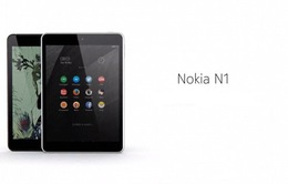"""Nokia N1 sẽ """"cập bến"""" thị trường Trung Quốc đầu năm mới"""