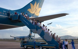 Chính thức giảm trần giá vé máy bay nội địa từ 1/1/ 2015