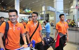 AFF Suzuki Cup 2014: ĐTVN được chào đón nồng nhiệt tại Malaysia