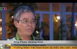 Việt Nam mong muốn giữ môi trường hòa bình ổn định