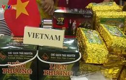 Việt Nam gây ấn tượng tại Hội chợ từ thiện mùa Đông Moscow