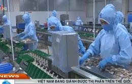 """""""Chậm mà chắc, Việt Nam đang giành được thị phần trên thế giới"""""""