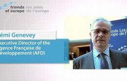 Việt Nam - đối tác hàng đầu của Cơ quan Phát triển Pháp