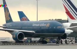 Vietnam Airlines kỷ niệm 20 năm đường bay thẳng với Paris