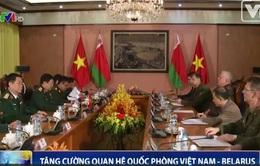 Tăng cường hợp tác quốc phòng Việt Nam - Belarus