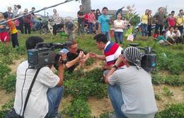 """Khoảnh khắc """"độc"""" phía sau ống kính chương trình Vietnam Discovery"""