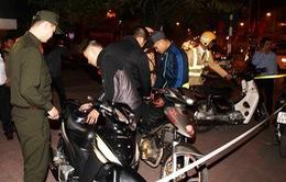 Tổ công tác 141 đã xử lý 108.000 trường hợp vi phạm ở Thủ đô
