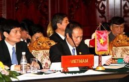 Khai mạc Hội nghị Bộ trưởng Năng lượng ASEAN