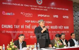 Đầu tư 6.000 tỷ đồng để nâng tầm vóc người Việt thêm 2,5cm