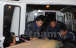 Thi thể thuyền viên bị cướp biển sát hại đã về tới Việt Nam