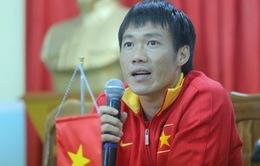 Đội trưởng Lê Tấn Tài: Xin đừng so sánh chúng tôi với U19 Việt Nam