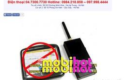 Tràn lan thiết bị phá sóng điện thoại, GPS tại Hà Nội
