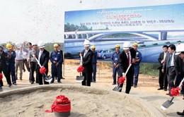 Quảng Ninh: Khởi công cầu Bắc Luân II