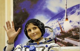 Nữ phi hành gia Italy miêu tả Trạm không gian qua Twitter