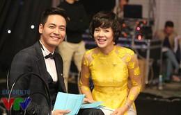 Gặp gỡ VTV: Ngắm MC Diễm Quỳnh xinh đẹp bên các Sao
