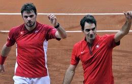 Federer không dám nhận công khi vô địch Davis Cup