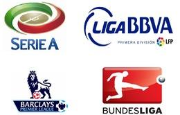 Lịch tường thuật bóng đá châu Âu ngày 24&25/09
