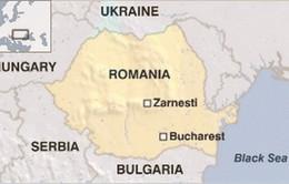 Rơi trực thăng quân sự ở Romania, 8 người tử nạn