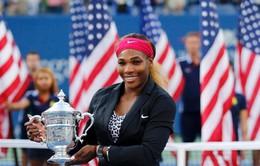 Hạ Caroline Wozniacki, Serena Williams vô địch US Open 2014