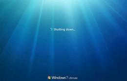 "31/10: Microsoft ""khai tử"" Windows 7"