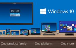 Windows 10 sắp ra mắt phiên bản thử nghiệm