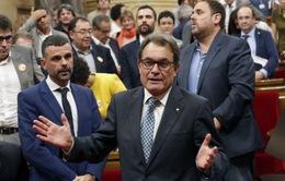 Catalonia muốn tách khỏi Tây Ban Nha