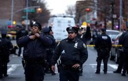 Nổ súng tại Mỹ khiến 2 cảnh sát thiệt mạng