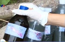 Hưng Yên: Bắt quả tang vụ xả thải trộmvới thủ đoạn tinh vi