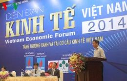 """""""Tăng trưởng xanh và Tái cơ cấu kinh tế Việt Nam"""""""