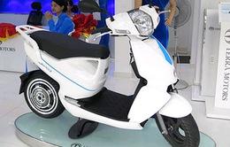 Xe máy điện phát wifi tại Việt Nam