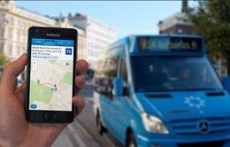 Kutsuplus - dịch vụ đặt chỗ trên mini bus đi khắp Helsinki