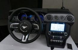 Những công nghệ xe hơi không thể bỏ lỡ tại CES 2015