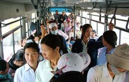 Thí điểm xe buýt dành riêng cho nữ giới