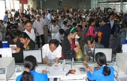 Bán trực tuyến hơn 30.000 vé tàu đi dịp cao điểm Tết