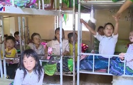 Thiếu phòng ở trầm trọng cho học sinh bán trú Yên Bái