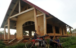 Đăk Nông: Nhiều nhà văn hóa cộng đồng bị bỏ hoang