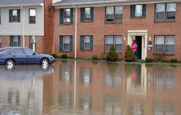 Mỹ: Lũ lụt xảy ra tại bang Kentucky