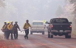 Mỹ: Cháy rừng nghiêm trọng tại các bang miền Tây