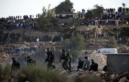 Xung đột tiếp tục leo thang giữa Israel và Palestine