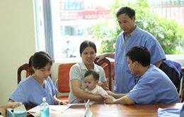 Phẫu thuật miễn phí dị tật sứt môi, hở hàm ếch cho trẻ